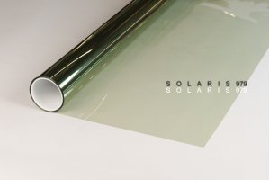 Climatic 1,  Clear Heat Rejection Film,