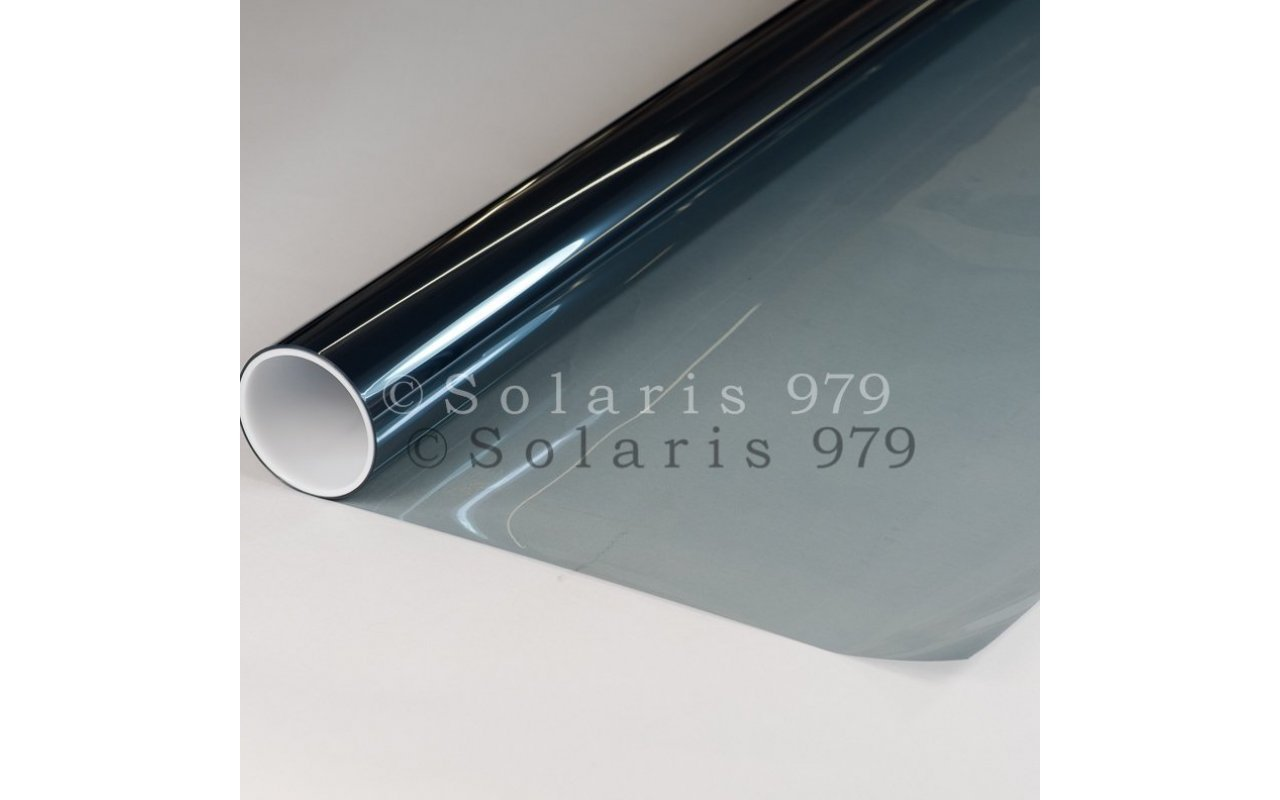 Climatic 9, External Clear Heat Rejection Film,