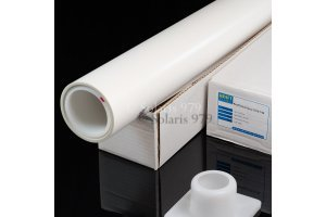White-White Matte PRIVACY FILM, DLX-01/01 Kraftfilms, ROLL 1,52x30,5m