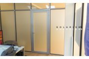 White Matte PRIVACY FILM, DLX-01/01 Kraftfilms